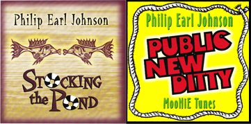 Phil Johnson CDs